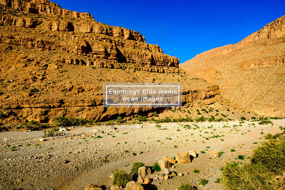 The Todra Gorge in the early morning, Morocco<br /> <br /> (c) Andrew Wilson | Edinburgh Elite media