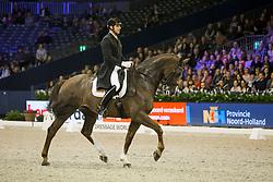 Van der Meer Patrick, NED, Zippo<br /> Jumping Amsterdam 2018<br /> © Sharon Vandeput<br /> 26/01/18