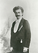 'Johann Straus the younger (1825-1899) Austrian conductor, violinist and composer of light music.'