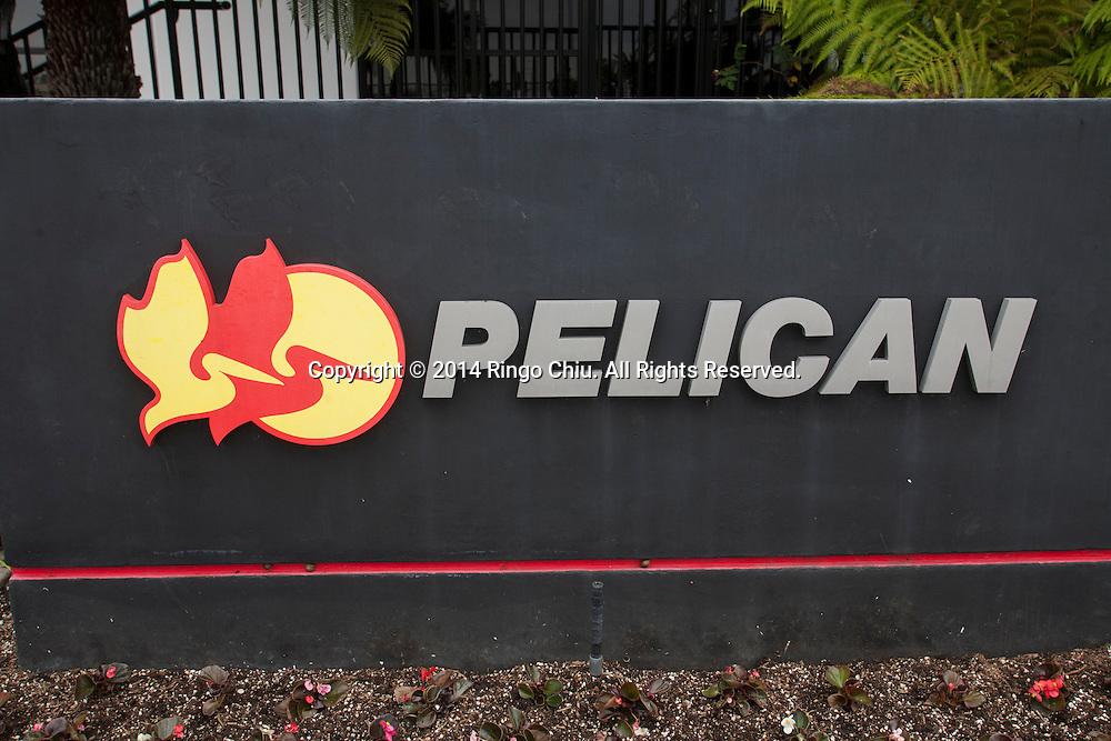 Pelican Products Inc. in Torrance, California.<br /> (Photo by Ringo Chiu/PHOTOFORMULA.com)