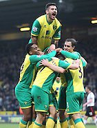 Norwich City v Fulham 261213