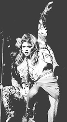 File photo dated 02/07/1985 of Madonna on stage at Madison Square Garden. The pop superstar will celebrate her 60th birthday on Thursday, following a long career of reinvention and controversy.