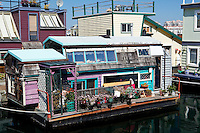 Fisherman's Wharf Houseboat, Victoria, BC