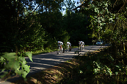 Australia national team set the early pace at the Crescent Vargarda - a 42.5 km team time trial, starting and finishing in Vargarda on August 11, 2017, in Vastra Gotaland, Sweden. (Photo by Sean Robinson/Velofocus.com)