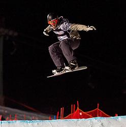 07.12.2010,AUT, Schlegelkopf, Lech am Arlberg, LG Snowboard, FIS Worldcup SBX, im Bild Sivertzen Stian, NOR, EXPA Pictures © 2010, PhotoCredit: EXPA/ P. Rinderer