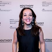 NLD/Amsterdam/20180324 - inloop première Dutch Doubles ballet, Ebru Umar