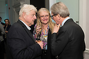 STANLEY JOHNSON, DAVID MONTGOMERY, Rachel Kelly celebrates the publication of ' Singing In the Rain' An Inspirational Workbook. 20 Cavendish Sq. London W1. 17 January 2019.