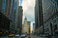 Michigan Avenue & Water Street, Downtown Chicago