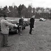 NLD/Bussum/19900227 - In stukken gesneden lijk gevonden op de dagcamping  in Bussum aan de Struikheiweg, Gregory St. Aubain