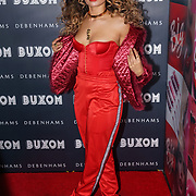 Buxom - UK launch party