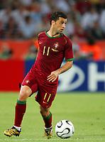 Koln 11/6/2006 World Cup 2006<br /> <br /> Angola Portugal - Angola Portogallo 0-1<br /> <br /> Photo Andrea Staccioli Graffitipress<br /> <br /> Simao Sabrosa Portogallo
