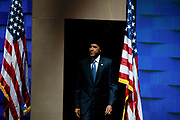 07272016 - Philadelphia, Pennsylvania, USA: President Barack Obama speaks in support of Hillary Clinton during the third day of the Democratic National Convention. (Jeremy Hogan/Polaris)