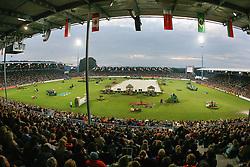 Oversight dressage arena<br /> World Equestrian Games Aachen 2006<br /> Photo © Hippo Foto