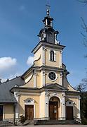 "Zakopane. 2014-03-27. Kościół ""Na górce"""