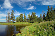 WHirlpool Lake<br /> Riding Mountain National Park<br /> Manitoba<br /> Canada