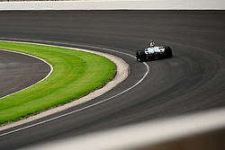 May 19, 2019 - Indianapolis, IN, U.S. - INDIANAPOLIS, IN - MAY 19: IndyCar driver Max Chilton (59) of the Gallagher Carlin drives through turn one during the practice session for the IndyCar Series 103rd Indianapolis 500 on May 19, 2019, at the Indianapolis Motor speedway in Indianapolis, Indiana. (Photo by Michael Allio/Icon Sportswire) (Credit Image: © Michael Allio/Icon SMI via ZUMA Press)
