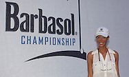 19 JUL 15  NBC's Dorothy Sherman after Sunday's Final Round of The Barbasol Championship at The Robert Trent Jones Golf Trail in Opelika, Alabama. (photo credit : kenneth e. dennis/kendennisphoto.com)