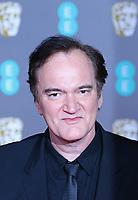Quentin Tarantino, EE British Academy Film Awards, Royal Albert Hall, London, UK, 02 February 2020, Photo by Richard Goldschmidt