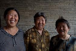 chinese, women, henan