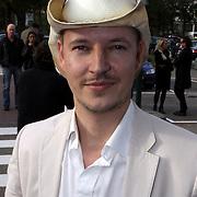 NLD/Eemnes/20081020 - Premiere Dries Roelvink film, aankomst cast, Tom Six