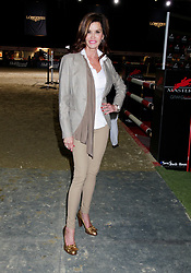 Janice Dickinson attends the Longines Los Angeles Masters on September 27, 2014, in Los Angeles, California. Francis Specker /Landov