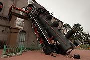 Canela_RS, Brasil...Museu Mundo a Vapor em Gramado, Rio Gande do Sul...Mundo a Vapor Museum in Gramado, Rio Grande do Sul....Foto: MARCUS DESIMONI / NITRO