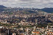 Belo Horizonte_MG, Brasil...Imagens aereas do bairro Carlos Prates em Belo Horizonte, Minas Gerais...Aerial view of Carlos Prates neighborhood in Belo Horizonte, Minas Gerais. ..Foto: BRUNO MAGALHAES /  NITRO