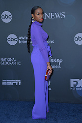 May 14, 2019 - New York, NY, USA - May 14, 2019  New York City..Tika Sumpter attending Walt Disney Television Upfront presentation party arrivals at Tavern on the Green on May 14, 2019 in New York City. (Credit Image: © Kristin Callahan/Ace Pictures via ZUMA Press)