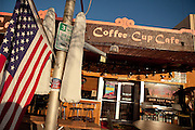 Popular restaurant, the Coffee Cup Cafe in the quaint historic town of Boulder City, NV