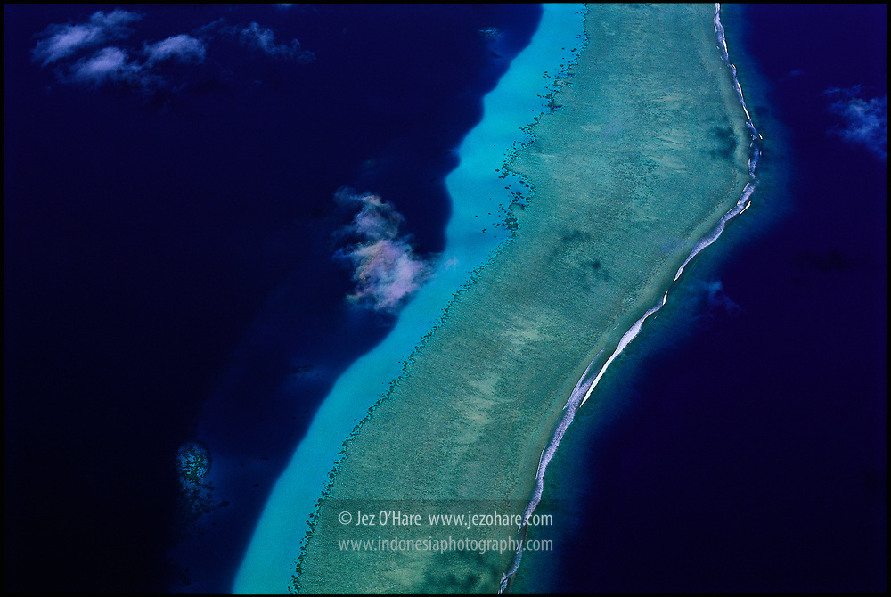 Ahnd Atoll (also known as And or Ant Atoll), Pohnpei, Federated States of Micronesia.