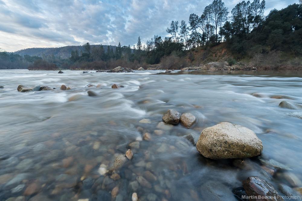South Fork American River, Lotus, California