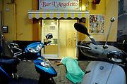 Omicidio a Valenzano provincia di Bari, freddato con un colpo al torace Vito Di Benedetto. Valenzano, 18 giugno 2009. Christian Mantuano / OneShot