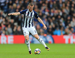 Chris Brunt of West Bromwich Albion - Mandatory by-line: Paul Roberts/JMP - 16/09/2017 - FOOTBALL - The Hawthorns - West Bromwich, England - West Bromwich Albion v West Ham United - Premier League