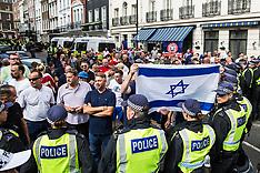2018-06-10 Al Quds Day counter-protest