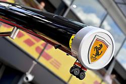 March 25, 2018 - Melbourne, Victoria, Australia - Motorsports: FIA Formula One World Championship 2018, Melbourne, Victoria : Motorsports: Formula 1 2018 Rolex  Australian Grand Prix,   Ferrari  (Credit Image: © Hoch Zwei via ZUMA Wire)