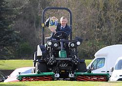 Liberal Democrat election launch, Inverkeithing,12-4-2017<br /> <br /> Willie Rennie MSP <br /> <br /> (c) David Wardle   Edinburgh Elite media