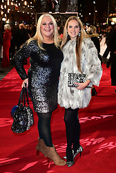 Vanessa Feltz and Allegra Kurer attending the European premiere of Collateral Beauty, held at the Vue Leicester Square, London.