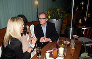 Clare Staples talking to Bill Nighy. An evening in aid of cancer charity Clic Sargent held at the Sanderson Hotel, Berners Street, London on 4th July 2005ONE TIME USE ONLY - DO NOT ARCHIVE  © Copyright Photograph by Dafydd Jones 66 Stockwell Park Rd. London SW9 0DA Tel 020 7733 0108 www.dafjones.com