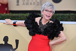 January 20, 2018 - Los Angeles, California, U.S. - RITA MORENO during red carpet arrivals for the 24th Annual Screen Actors Guild Awards, held at The Shrine Expo Hall. (Credit Image: © Kevin Sullivan via ZUMA Wire)