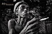 village elder / bali Portrait photographer Mike Mulcaire Ireland