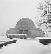 9969-C16. Adler Planetarium and Astronomy Museum, Chicago, January 1952
