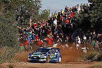 Petter Solberg / Chris Patterson - Ford Fiesta WRC