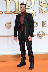 Pedro Pascal attending the Kingsman: The Golden Circle World Premiere held at Odeon and Cineworld Cinemas, Leicester Square, London. Picture date: Monday 18th September 2017. Photo credit should read: Doug Peters/Empics Entertainment