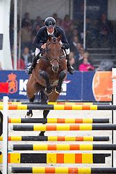 Dubbeldam Jeroen (NED) - BMC Eldorado vd Zeshoek<br /> KWPN Paardendagen 2011 - Ermelo 2011<br /> © Dirk Caremans
