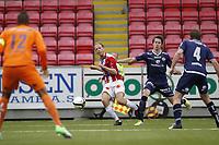 Fotball<br /> Tippeliga<br /> Tromsø vs Aalesund<br /> 30.09.2012<br /> <br /> Ruben Kristiansen, Tromsø<br /> <br /> Foto: Tom Benjaminsen / Digitalsport