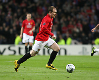 20090415: PORTO, PORTUGAL - FC Porto vs Manchester United: Champions League 2008/2009 – Quarter Finals – 2nd leg. In picture: Rooney . PHOTO: Manuel Azevedo/CITYFILES