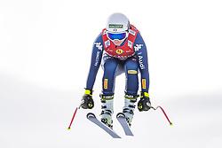 11.01.2020, Keelberloch Rennstrecke, Altenmark, AUT, FIS Weltcup Ski Alpin, Abfahrt, Damen, im Bild Verena Gasslitter (ITA) // Verena Gasslitter of Italy in action during her run for the women's Downhill of FIS ski alpine world cup at the Keelberloch Rennstrecke in Altenmark, Austria on 2020/01/11. EXPA Pictures © 2020, PhotoCredit: EXPA/ Johann Groder