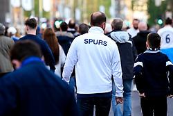 Tottenham Hotspur fans arrive at The Tottenham Hotspur Stadium - Mandatory by-line: Robbie Stephenson/JMP - 30/04/2019 - FOOTBALL - Tottenham Hotspur Stadium - London, England - Tottenham Hotspur v Ajax - UEFA Champions League Semi-Final 1st Leg