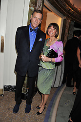 SIR HENRY & LADY CECIL at the 21st Cartier Racing Awards held at The Dorchester, Park Lane, London on 15th November 2011.