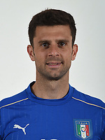 FLORENCE, ITALY - JUNE 01:  Thiago Motta of Italy poses for a photo ahead of the UEFA Euro 2016 at Coverciano on June 1, 2016 in Florence, Italy.  Foto Claudio Villa/FIGC Press Office/Insidefoto